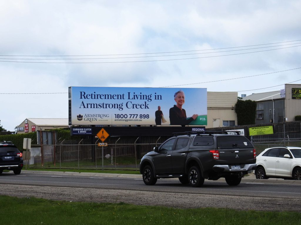 Geelong (Armstrong Creek)
